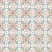 Colorful geometric figures on the white backdrop Digital background vector abstract pattern print