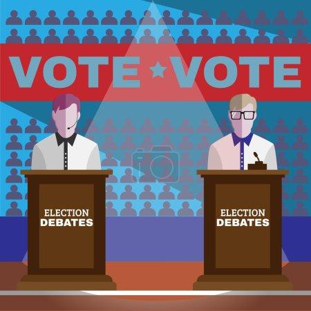 Election Debates Campaign