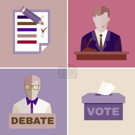 Election Debates Campaign