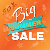 Summer Big Sale Promotion