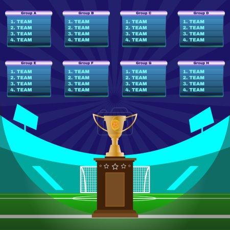 Soccer Stadium Championship