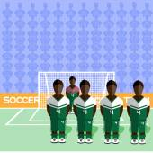 Nigeria Soccer Club Penalty on Stadium