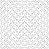 Seamless pattern Abstract geometrical background Original linear texture with repeating thin broken lines polygons difficult polygonal shapes Vector element of graphical design