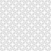 Seamless pattern Abstract geometrical background Original linear techno texture with repeating thin broken lines polygons difficult polygonal shapes Vector element of Business concept