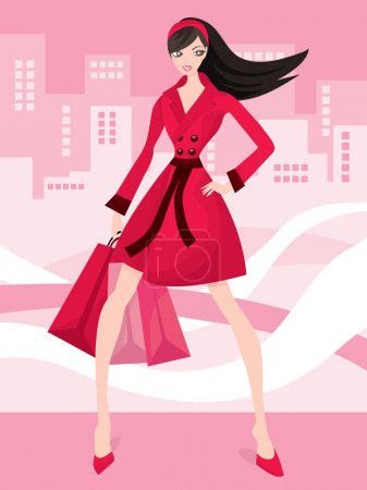 Cosmopolitan Shopaholic