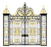 Kensington palace gate London United Kingdom