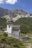 Chapel  in Karwendel mountains