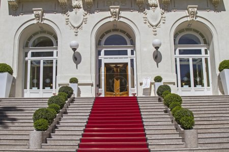 Red Carpet - welcome greeting for, winning, dignitaries or VIPs