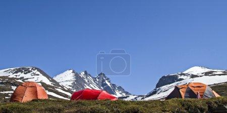 Bivouac in Jotunheimen