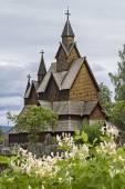 Roubený kostel Heddal