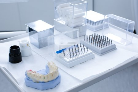 Dental ceramic preparation kit