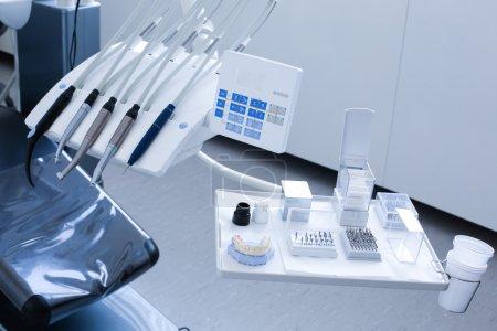 Dentist's specialist tools