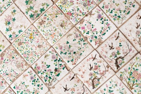 Ancient Chinese tiles