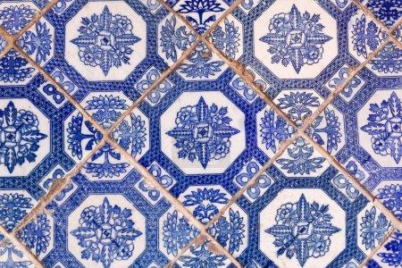 Ancient floor tiles