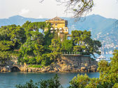Luxury villa Portofino