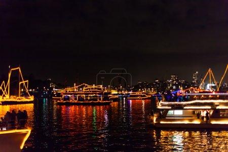 Boats Parade
