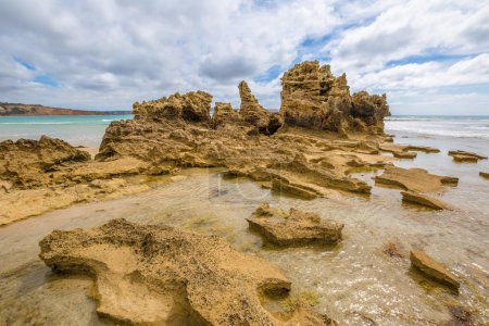 Rock formations Victoria Australia
