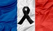 Black ribbon France