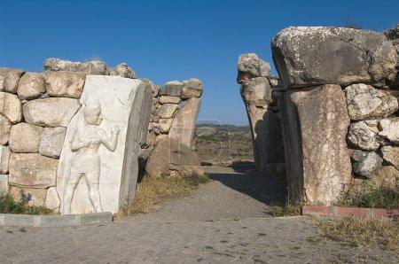Gate of Hattusa, The Hittite Capital, Turkey