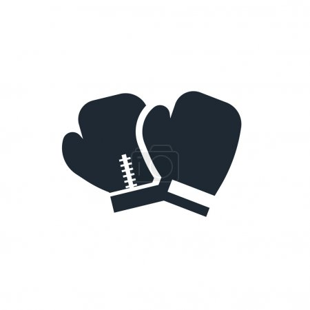 icon boxing gloves