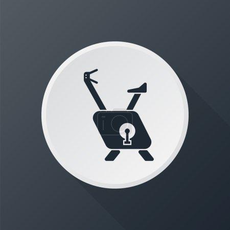 Icon exercise bike