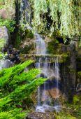 Waterfall theme