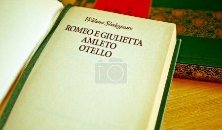 William Shakespeare literature Romeo and