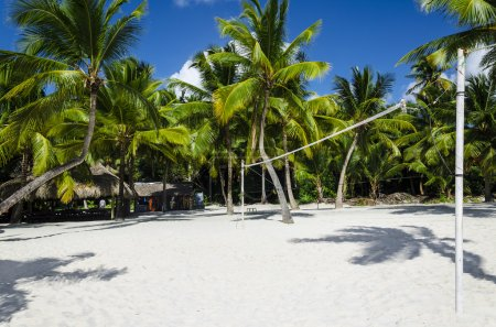 Caribbean Islands, volleyball