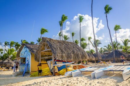 Rent sports equipment, Caribbean Island