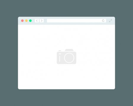 Simple Browser Window