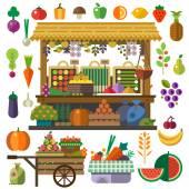 élelmiszer-piacon