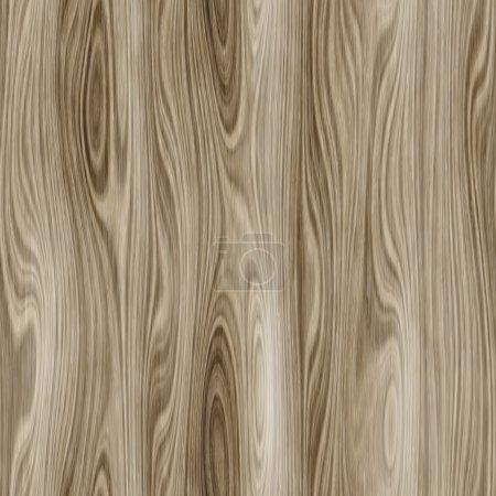 Seamless light brown wood surface background closeup. Veneer hig