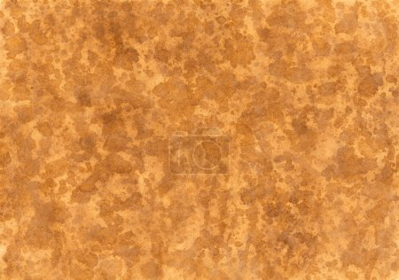 Light brown splash watercolor background