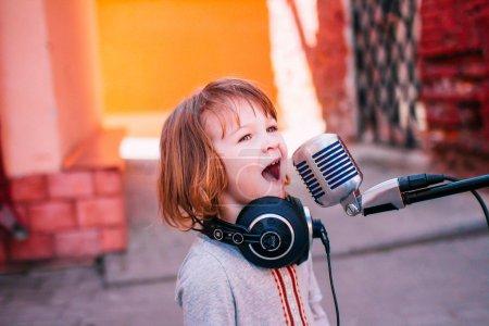 Little rock-star