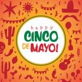 Happy Cinco De Mayo card