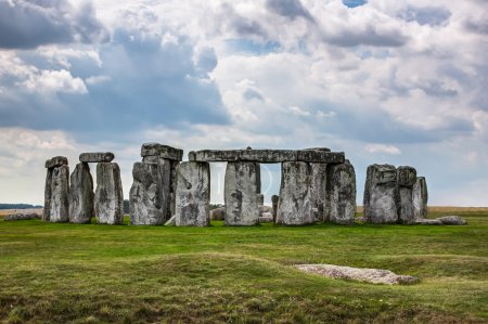 Stonehenge is a prehistoric monument located in Wi...