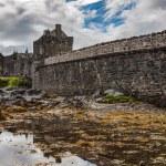 Eilean Donan Castle, Scotland, Uk. The castle was ...