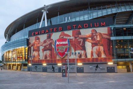 Emirates Stadium, Arsenal Stadium, London Uk