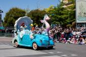 Disney Stars and Cars Parade, a Parade in Disneyland Resort Paris