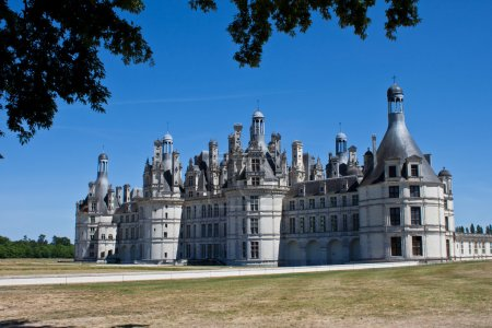 The Chambord Castle