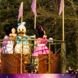 Постер, плакат: Mickey Mouse and friend during Disney Once Upon a Dream Parade
