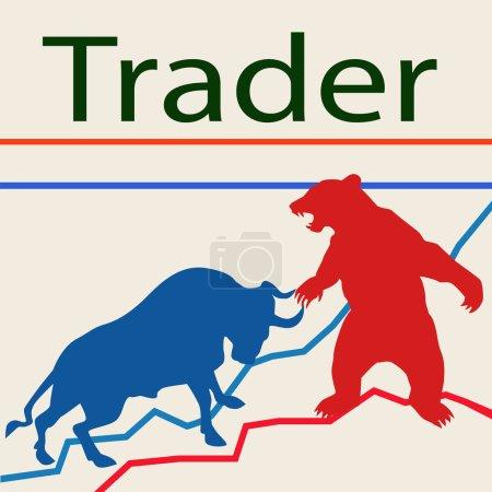 trader bulls and bears