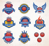 Vector Basketball Logos 2