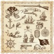 A collection of very high detail ornaments designe...