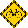 Bicycle icon...