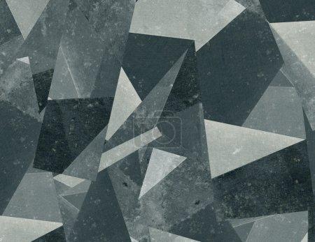 Photo pour Fond abstrait géométrique - image libre de droit
