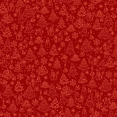 Christmas background seamless vector illustration