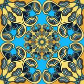 Seamless pattern Vintage elements vector illustration