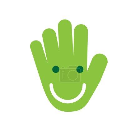 sign hand