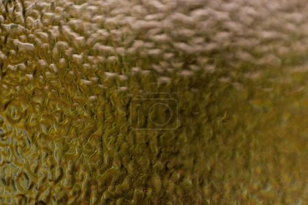Abstract glass texture